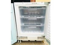 **BOSCH**INTEGRATED UNDERCOUNTER FREEZER**A RATED**FULLY WORKING**COLLECT\DELIVER**NO OFFERS**