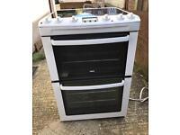 Zanussi White Electric Cooker