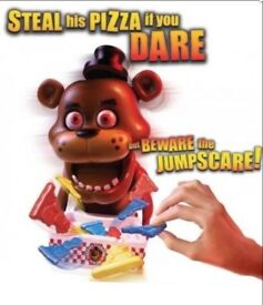 FIVE NIGHTS AT FREDDYS BOARD GAME