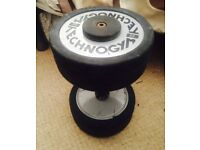 2 barbell weights