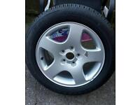 Audi a4 16 inch speedline alloy wheel