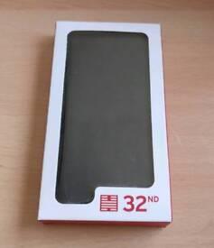 32nd Classic iPhone 8 Plus Flip Case