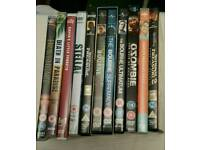 DVD bundle films and tv series