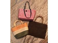 Selection of bags - per una - stockley trading company