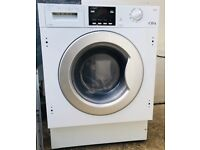 **CDA WASHER DRYER**A++ RATED**INTEGRATED**FULLY WORKING**COLLECTION\DELIVERY**NO OFFERS**1 YEAR OLD