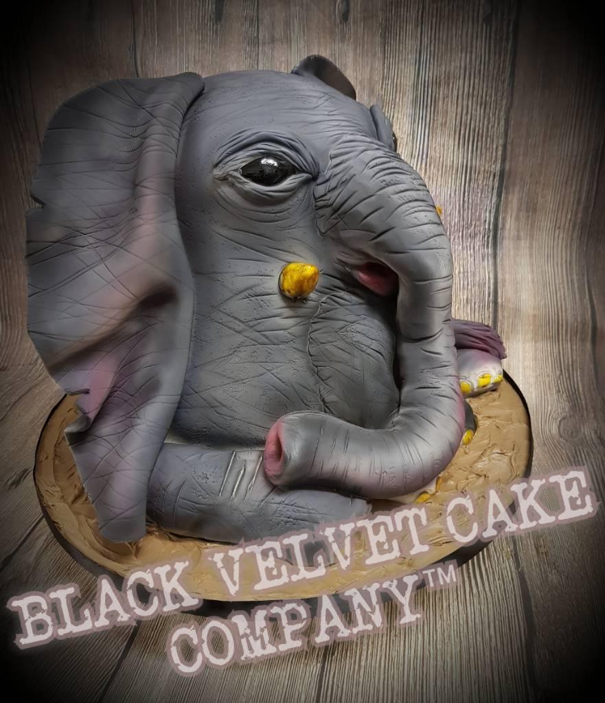 Black velvet cake company