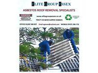 Asbestos roof removal Asbestos garage removal