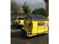 Tow a Skip the UK's only towable skip service are now servicing Exeter area!