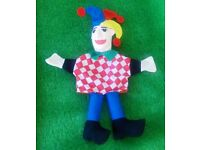 Brand New Jester Hand Puppet