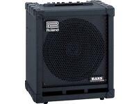Roland CUBE 100 bass amplifier (100W)