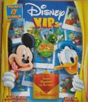 Carrefour – Panini - Disney Vips (Stickertjes)