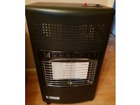 Portable Calor Gas Heater with a Full 15kg Gas Cylinder.
