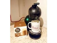 DOLCE GUSTO HOT DRINKS MACHINE