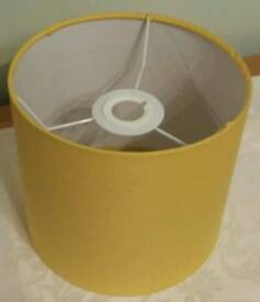 Yellow lightshade