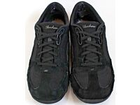 Women's / Girl's Size 6 Black Trainers / Plimsolls / Pumps By Sketchers