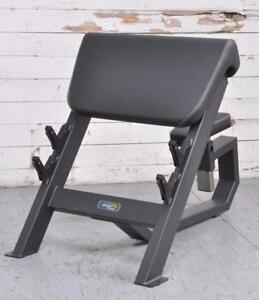 Free Shipping coupon code is eSPORT NEW eSPORT Fitness COMMERCIAL Seated Preacher Curl Arm Bench