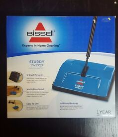 BISSELL Sturdy Sweep Carpet Sweeper £10