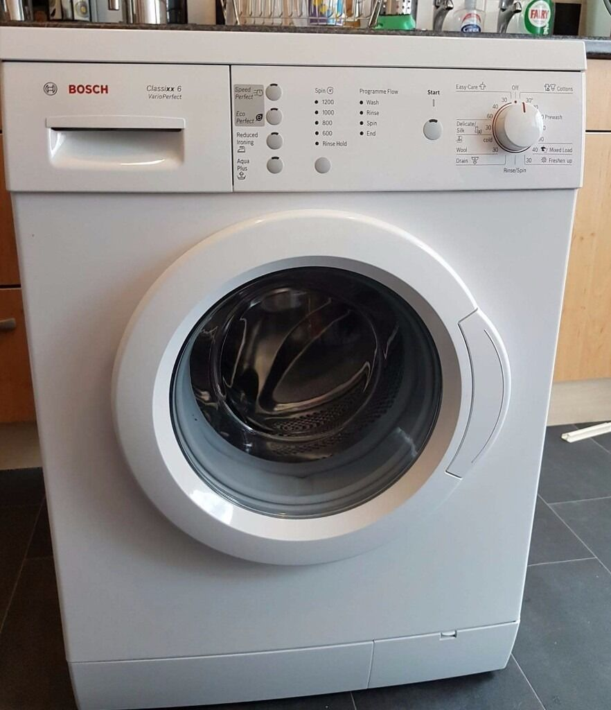 Washing Machine Troubleshooting ~ Free bosch wae classixx washing machine repair