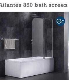Bathstore Atlantis 850 sower Screen brand new