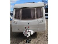 ABBEY SPECTRUM 540 2002 *FIXED BED* 4 BERTH