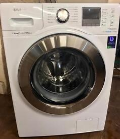 AS NEW EX STORE DISPLAY SAMSUNG SMART CONTROL VRT PLUS 12KG WASHING MACHINE IN WHITE RRP £1200!!!