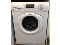 Hotpoint Ultima Washing Machine Polar Whiter