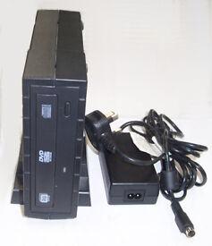 LiteOn LH-20A1PX500C - DVD±RW (±R DL) / 48x DVD-RAM drive - Hi-Speed USB Series