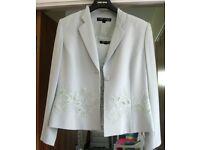 Albert Nipon Designer 3 piece Suit Size 12