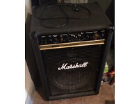 Marshall DBS 72115 bass amp combo amplifier