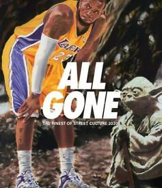 All Gone 2020 the finest of street culture book