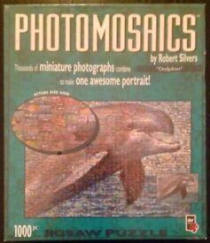 Photomosaics 'Dolphin' Puzzle (new)