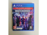 Watch Dogs: Legion Resistance [DLC Unused] PS4 PS5