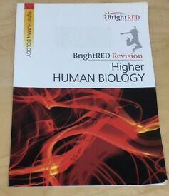 Higher Human Biology Revision Book