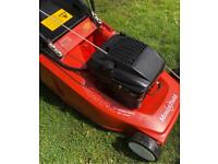 "Mountfield Emperor 21"" Alloy deck roller self propelled lawnmower key start top of the range mower"