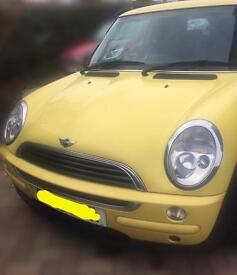 Mini One 80,000 mileage £3,250
