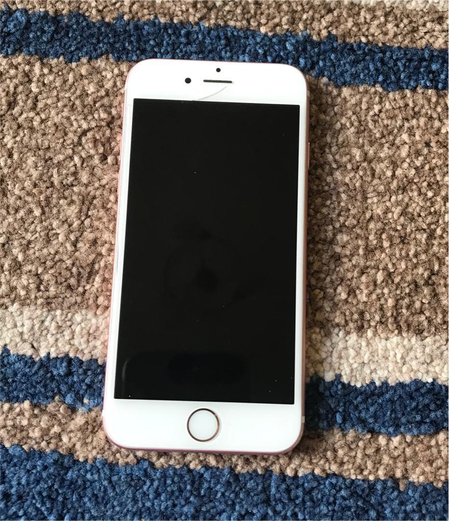 iPhone 6s. 16gb. On vodaphone, lebara, sainsbury and talk home network £160 fixed price