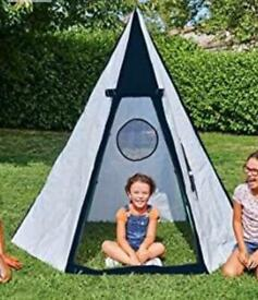 Brand new boxed large wigwam play tent