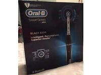 Oral-B Pro 6500 SmartSeries Rechargeable Electric Toothbrush