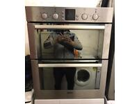 BOSCH STAINLESS STEEL ELECTRIC OVEN & GRILL EXCELLENT CONDITION, 4 MONTH WARRANTY