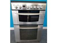 Indesit Electric Cooker KD6C35X/FS20341 ,6 months warranty, delivery available in Devon/Cornwall