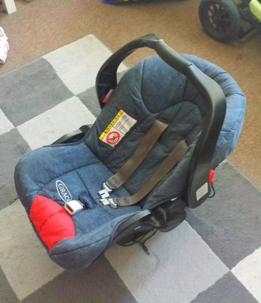 Graco Baby Car Seat Carrier