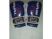 Nearly New Rival RB-7 Boxing Gloves (12oz)
