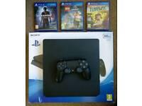 Sony PlayStation 4 ps4 slim 500gb