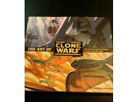 Rare Star Wars Art Book For Sale, Great Condition
