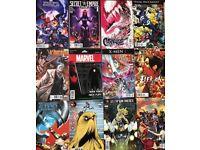 Comic joblot marvel deadpool, Spider-Man,civil war etc book