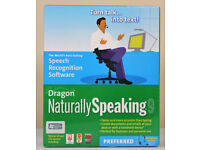 Dragon Naturally Speaking 9 Speech Recognition Software Microphone Inc