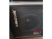 TC Electronic BG250 112 Bass Guitar Amp inc effects