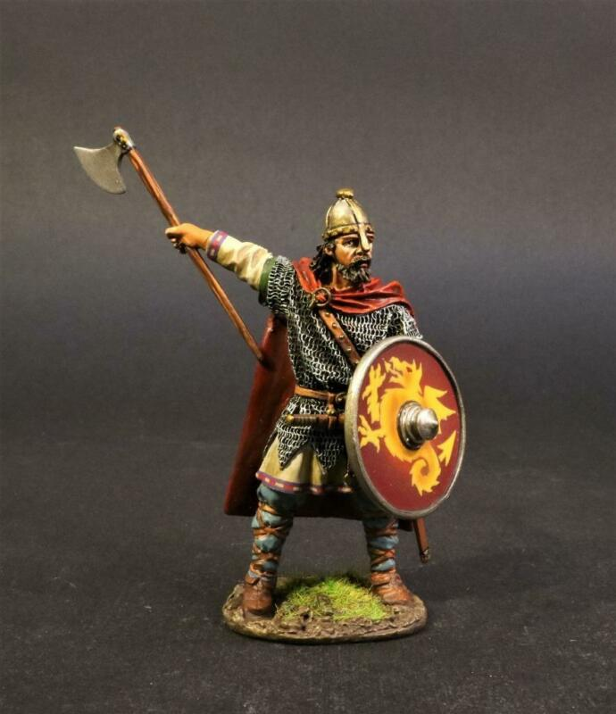 SX-01 - King Harold Godwinson, Anglo Saxon/Danes - Age of Arthur - John Jenkins
