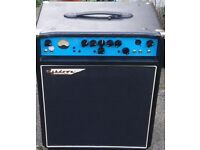 ASHDOWN ELECTRIC BLUE 180 W with 15 inch Bass Combo