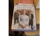 NEW, The Paradise, series 1 & 2, shrink wrapped BBC DVD set